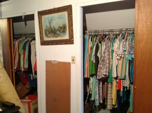 attic clothes photo#5